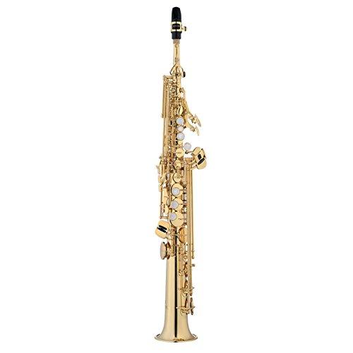 Jupiter jss1000q Saxofón Soprano-Recta construcción