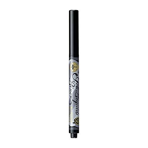 マジョリカマジョルカジェルリキッドライナーBK999漆黒(ウォータープルーフ)1.4mL