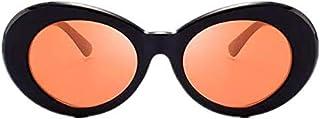 TT WARE Women Retro Anti UV Polarized Sunglasses Outdoor Casual Outdoor Colorful Frame Eyewear-Orange