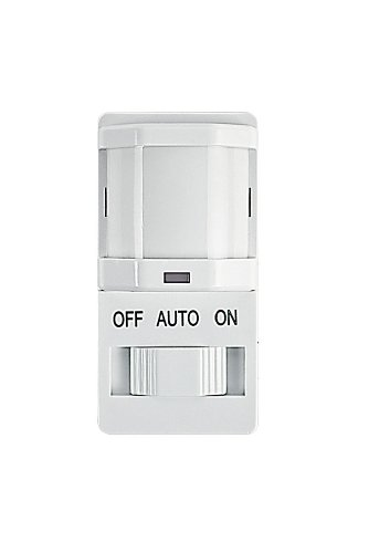Check Out This Intermatic iOS-DSIF-WH Motion Sensor, White