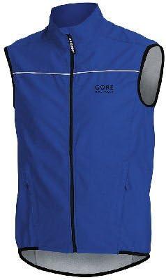 Men's HELIUM Vest Max 55% OFF w WINSTOPPER Active Medium - Popular brand Shell BLUE