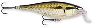 Rapala Super Shad Rap 14 Fishing lure, 5.5-Inch, Gold Shiner