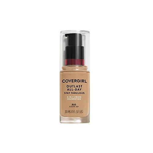 COVERGIRL - Outlast Stay Fabulous 3-in-1 Foundation Classic Tan - 1 fl. oz. (30 ml)