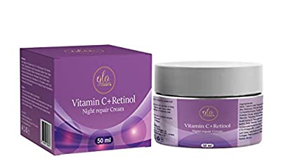 Whitening Cream Anti Redness | Vitamin C with Retinol Face cream | Eye Dark Circles Removal| Anti Age Spots & Dark Spots Cream | Skin Lightening Cream 50ml
