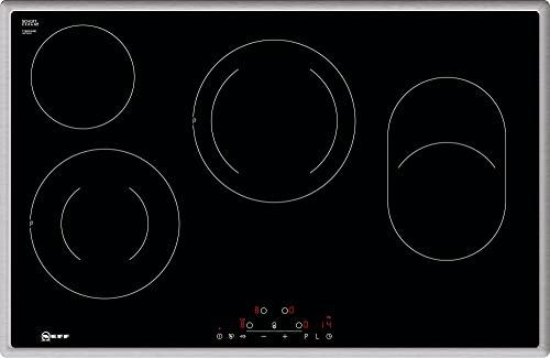 Neff T18BD36N0 Table de cuisson/induction / 80 cm/Touch Control/zone à rôtir