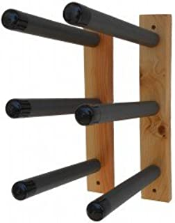 CSS Wall Mount Surfboard Rack, Stand Up Paddle Board Rack, Snow board Rack, Ski Rack, (Choose Style 1 to 6 Boards)