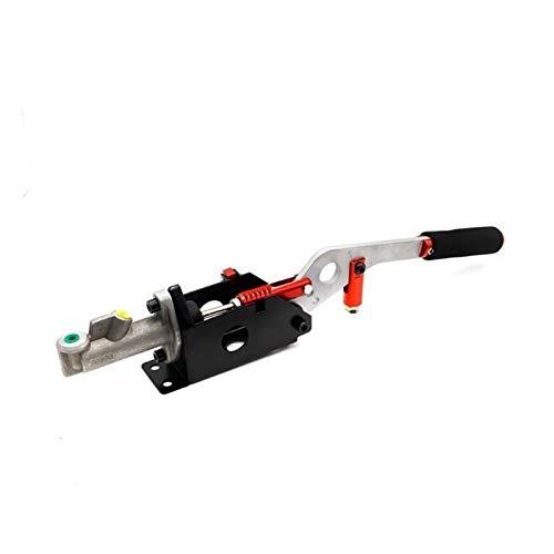 SSGLOVELIN Renndrift Handbremse/hydraulische Handbremse/Automotive modifizierte Handbremse/hintere Bremsstange/Rennwagen-modifizierte Teile (Color Name : Red)