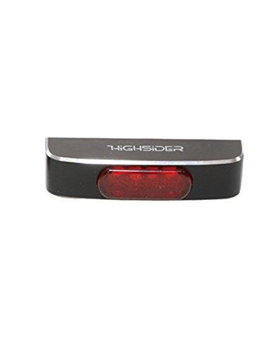 HIGHSIDER feu arrière à LED CONERO T2, verre rouge