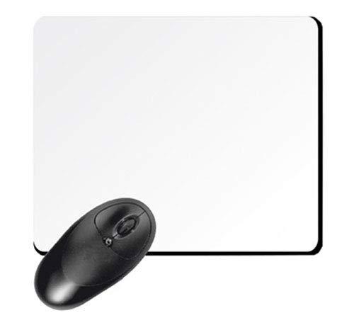 troppofigo Tappetino Mouse Personalizzabile Rettangolare con Foto Logo 23x19cn Mousepad
