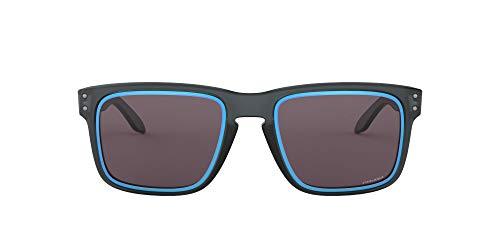 Oakley Holbrook Gafas de sol, Negro, 57 para Hombre