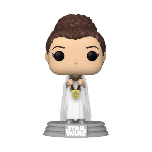 Funko 55499 POP Star Wars: ATG- Leia Ceremony - Amazon Exclusive
