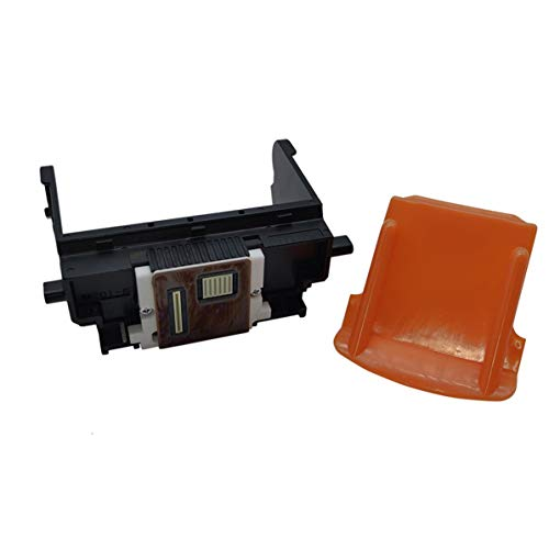 Monlladek Druckerkopf, Für Canon Qy6-0059 Druckkopf Druckkopf Ip4200 Mp530 Mp500 Druckerdüse Druckkopf Druckerzubehör (schwarz)