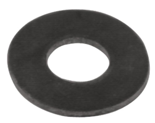 The Hillman Group 1/4 in. x 1/2 in. x 1/16 in. Rubber Washer (50-Pack)