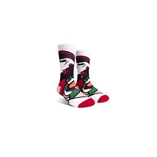 sock Hombres Dos Pares De Personalizado De Moda Hombres Y Mujeres Primavera Y Verano Transpirable Desodorante Absorbente Del Sur De Deportes De Las Mujeres