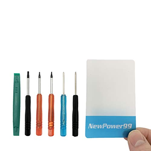 NewPower99 Repair and Opening Tool Kit for Electronic Devices, Tablets, Laptops, GPS, ChromeBooks, eReaders and more