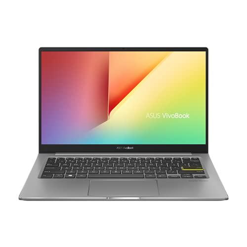 "Asus Vivobook S S533EQ-BQ043T PC Portable 15.6"" FHD (i7-1165G7, RAM 16Go, SSD 512Go, Windows 10) Clavier AZERTY Français"