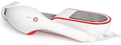 SINGER SWP SMART - Intelligente Dampfbürste, Schnell Erwärmung Steamer Dampfbügeleisen Kleidung Wrinkle Remover für Alltag und Reise Dampfglätter Bügeleisen für Kleidung, Vorhänge