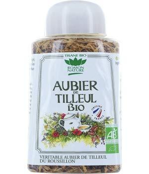 Romon Nature - Aubier de Tilleul vrac bio - Tisane biologique Romon Nature