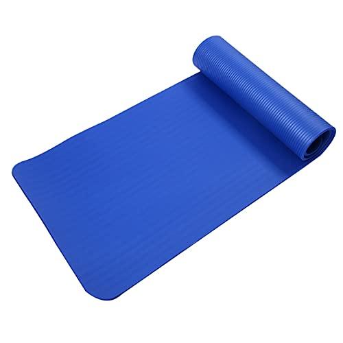 TYUTYU Alfombra de Yoga al Aire Libre Interior Plegable Ejercicio sin Deslizamiento Grueso Aptitud Aptitud Pilates colchoneta para Dormir colchón (Color : NO.4)