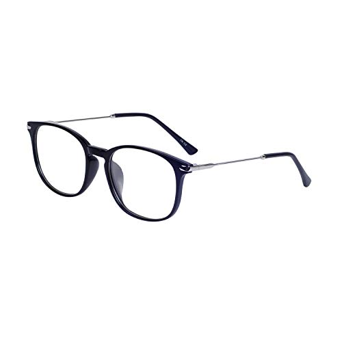 JoXiGo Gafas Anti Luz Azul Ordenador Antireflejos Anti-UV Anti-Fatiga Gafas Gaming Para Pantallas De Ordenador, Móvil, Tableta, Televisor, Y Fundas