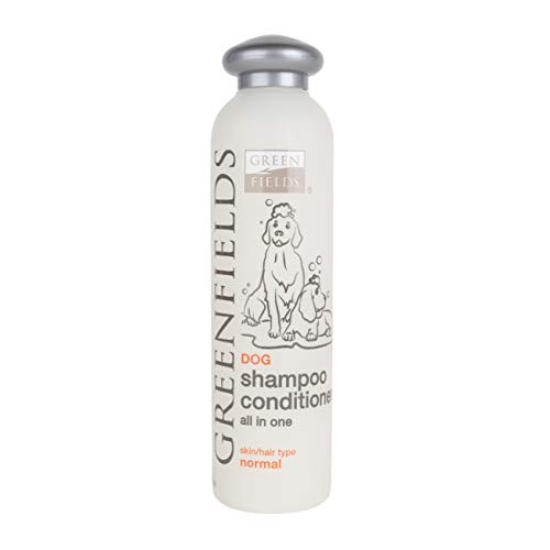 Greenfields shampoo en conditioner in een 250 ml