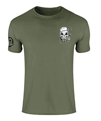 HOTSPOT DESIGN T-Shirt Rig Forever, XXL, Vert Olive, 010002805