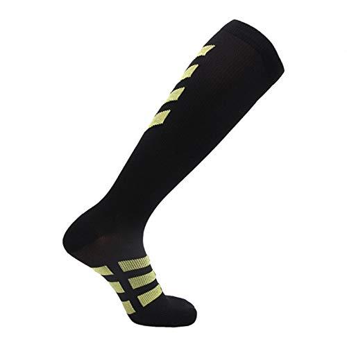 Anti Fatigue Women Men Sport Running Flight Travel Compression Socks Tired Anti Varicose Veins Stockings For Men Women Travel