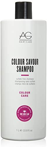 AG Hair Colour Care Colour Savour Sulfate-Free Shampoo, 33.8 Fl oz
