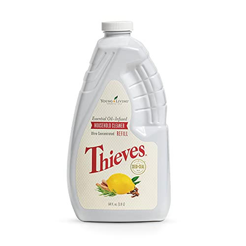 Young Living Thieves Household Cleaner - Ultra-Concentrated formula - 64 fl oz