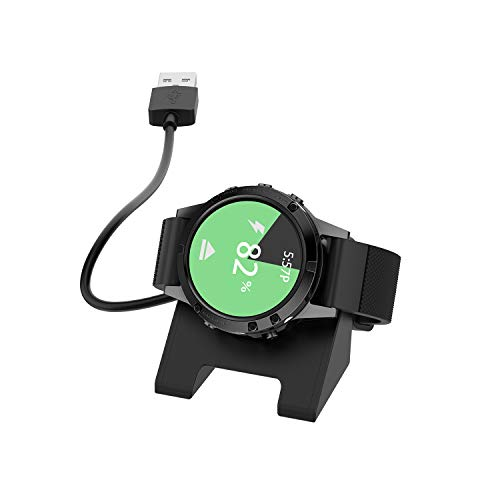 SPGUARD Ladestation Kompatibel mit Garmin Ladestation Garmin Vivoactive 4 4s Ladestation,Garmin Venu Ladekabel Garmin Fenix 6 6S 6X 5 5X 5S Plus