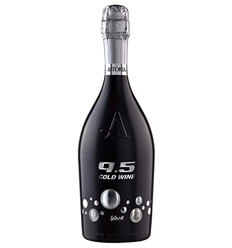 9.5 Cold Wine Black Sekt ASTORIA Italianischer Sekt (1 flasche 75 cl.)