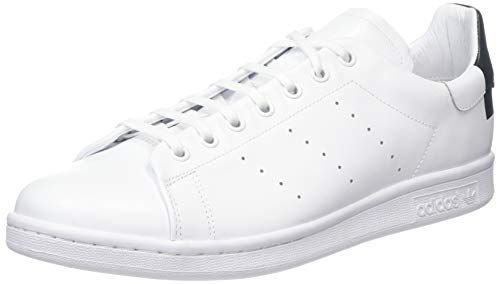 adidas Herren Stan Smith Recon Gymnastikschuhe, Weiß (FTWR White/Core Black/Gold Met. FTWR White/Core Black/Gold Met.), 38 2/3 EU