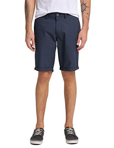 MUSTANG Herren Classic Chino Shorts, Blau (Dunkelblau 4085), W(Herstellergröße: 35)