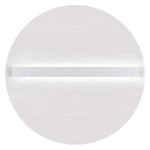 K-Bright Specchio per trucco leggero, bianco naturale,35W, 4550 lumen, 110cm, IP 44, Illuminazione...