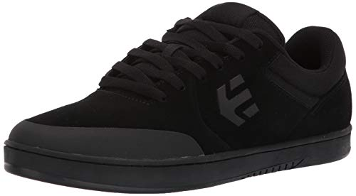 Etnies Men's Marana Skate Shoe, Black/Black/Black, 10 Medium US