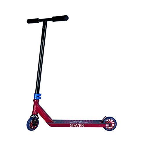 O & A AO Scooter Maven 2020 Rojo