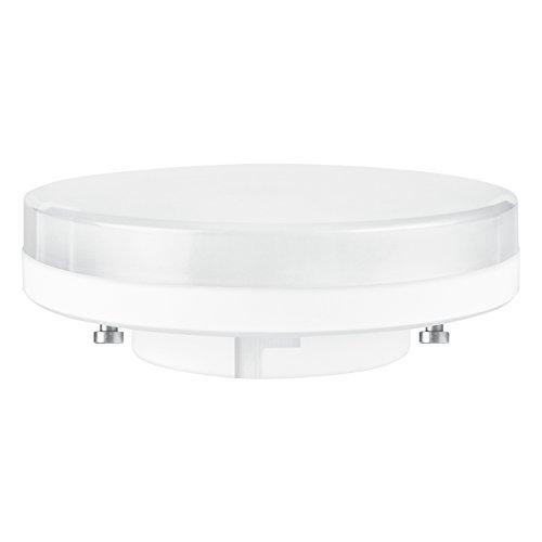 OSRAM Ampoule LED | Culot GX53 | Forme Cercle | Blanc Chaud 2700K | 4,7W (équivalent 40W)