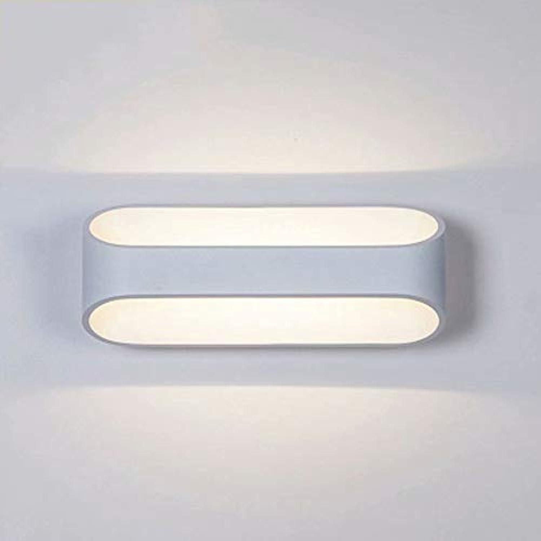 10 Watt Wandleuchte Schlafzimmer Nachttischlampe Moderne Minimalistische LED Kreative PersNlichkeit Gang Hintergrund Wandtreppe Wandleuchte (110-220 V)