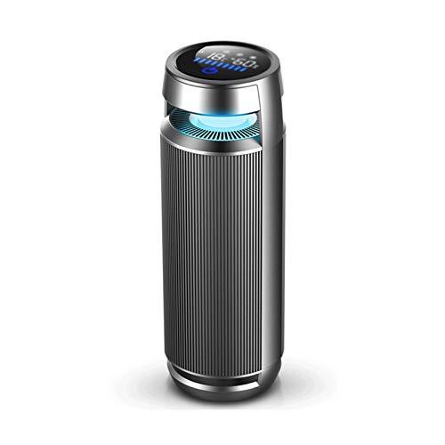 Bdesign Mini Car Air Purifier Ionic Freshener Air Negative Filter USB Charging Infrared Sensor Air Cleaner 12V for Car Home Office