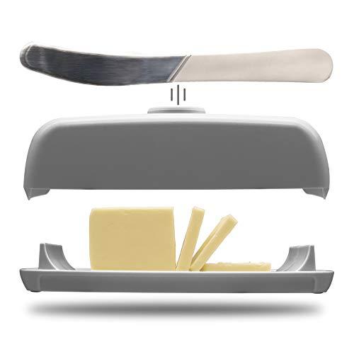 lavavajillas gris de la marca Butter Hub