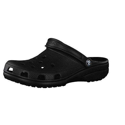 Crocs Unisex Classic Clog,Black,46/47 EU