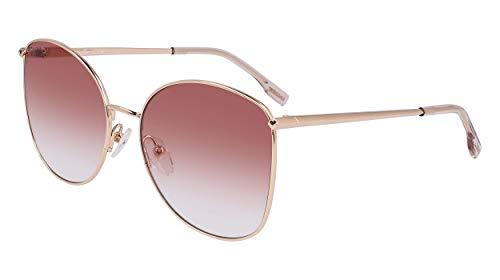 LACOSTE EYEWEAR L224S-757 Gafas, Rose Gold, 59/18/140 para Mujer
