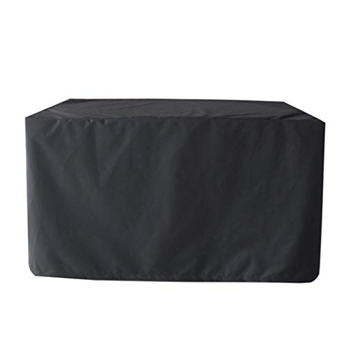 Garden Furniture Covers Waterproof106x71x35in, Outdoor Patio Furniture Covers, Rectangular Patio Table Cover, Rain Snow Dust Wind-Proof, 420D Heavy Duty Oxford Fabric