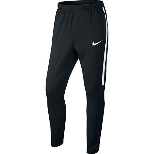 Nike Womens Squad 17 Knit Track Pants Black/White Large