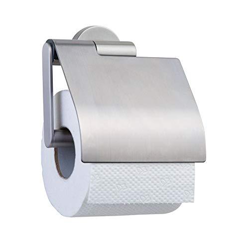 Tiger Boston Toilettenpapierhalter, Edelstahl gebürstet