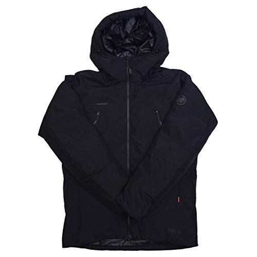 MAMMUT (マムート) Crater SO Thermo Hooded Jacket AF Men/クレーター ソフトシェル サーモフデットジャケ...