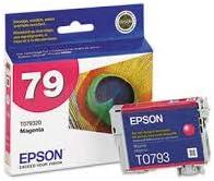 Epson Brand Name 79 Magenta Inkjet CTG Stylus Photo 1400 T079320