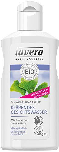 Lavera Bio Klärendes Gesichtswasser Ginkgo (2 x 125 ml)