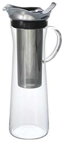 Hario Cold-Brew Coffee Pitcher, Kaffeebereiter, Glas, 1000 ml