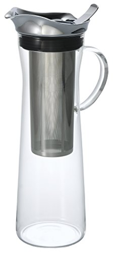 Hario Cold-Brew Coffee Pitcher, Kaffeebereiter, Glas, 1000 ml
